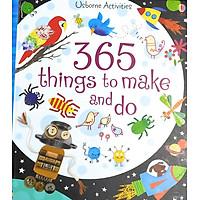 Sách tương tác tiếng Anh - 365 Things To Make And Do