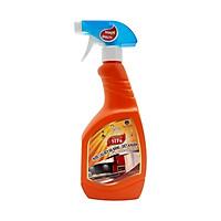Nước lau bếp đa năng diệt khuẩn làm sạch Sifa 500ml tinh dầu cam cao cấp