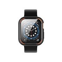 Ốp Apple Watch 6/SE/5/4 NILLKIN CrashBumper case kèm dán cường lực - Hàng Nhập Khẩu
