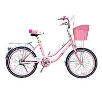 Xe Đạp Trẻ Em Borgki Girl 20 - Pink
