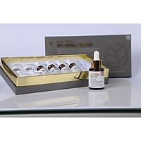 Bộ sản phẩm chăm sóc da chuyên sâu Nuganic Customize Anti- Wrinkle Solution