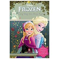Frozen - Tô Màu Cùng Công Chúa Băng Tuyết (Quyển 5) (Tái Bản 2019)