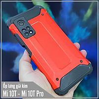 Ốp lưng cho Xiaomi Mi 10T - Mi 10T Pro - Redmi K30S Giả kim , chống sốc
