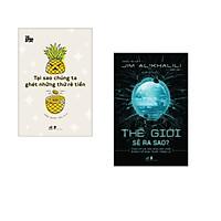 Combo 2 cuốn sách: Thế giới sẽ ra sao? + Tại sao chúng ta ghét những thứ rẻ tiền