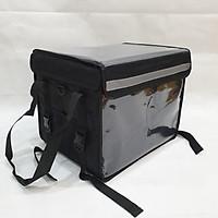 Túi giữ nhiệt giao hàng 44L màu đen