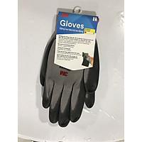 Set 5 đôi găng tay chống cắt 3M cấp độ 1 màu xám đen - L