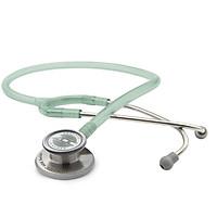 ỐNG NGHE ADC 608 FS hai mặt màng phù hợp sử dụng cho cả người lớn và trẻ em, độ nhạy âm thanh cao phù hợp cho khám đa khoa tổng quát
