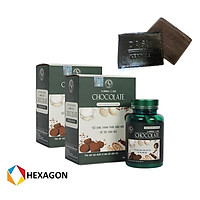 Combo 2 hộp Chocolate hỗ trợ Giảm Cân Slimming Care  an toàn hiệu quả