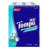 Khăn Giấy Bỏ Túi Icy Methol Tempo (Lốc 36)