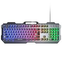 Bộ Combo bàn phím và chuột chơi game Inphic V680-V620 phím cơ có đèn nền siêu đẹp RGB hỗ trợ 4000DPI - Hàng chính hãng