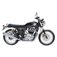 Xe Moto Royal Enfield Interceptor - Đen bóng