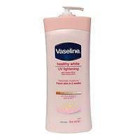 SỮA DƯỠNG THỂ VASELINE HỒNG LÀM MỊN &TRẮNG DA 725ML [ Được Mask 3W Clinic ]