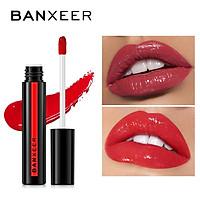 BANXEER 5 Colors Matte & Gilitter Liquid Lipglos Waterproof and Long Lasting