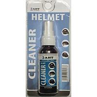Diệt khuẩn, khử mùi nón bảo hiểm Helmet Cleaner AHT 50ml - Hương bạc hà