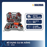 Bộ dụng cụ sửa chữa đa năng chính hãng HAKAWA HK-850