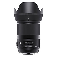 Ống Kính Sigma 40mm F1.4 DG HSM Art For Canon - Hàng Chính Hãng