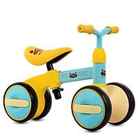 Xe chòi chân cho bé từ 1-5 tuổi bản cao cấp điều chỉnh độ cao tay cầm và yên