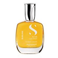 Tinh dầu alfaparf milano SDL bóng mượt cho mọi loại tóc premium 50ML