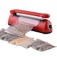 Máy hàn túi - Máy ép bao bì - Máy dập túi ni lông - Máy hàn miệng túi nilon đường hàn rộng 3mm, dài 400mm - Bảo quản lương thực và thực phẩm