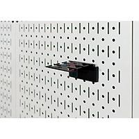 Giá dụng cụ Pegboard - Giá treo bằng thép sơn tĩnh điện - Phụ kiện móc treo dụng cụ Pegboard