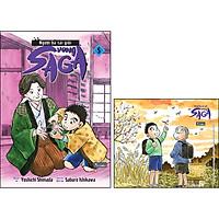 Người Bà Tài Giỏi Vùng Saga - Tập 5 (Tặng Kèm: 1 Postcard)