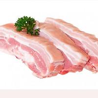 [Chỉ Giao HCM] Thịt Ba Rọi Rút Sườn Nhập Khẩu - 1kg