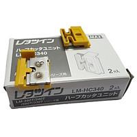 LM-HC340 Dao cắt một nửa dùng cho máy in đầu cốt