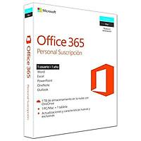 Phần mềm văn phòng Microsoft Office 365 Personal 32/64bit bản quyền 1 năm/ 1 user dùng cho 3 thiết bị Win/Mac, máy tính bảng, điện thoại
