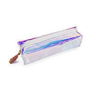 Hộp bút hologram trong suốt cá tính thiết kế độc đáo mới mẻ nhỏ gọn dễ sử dụng