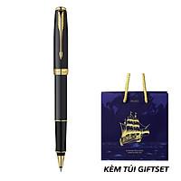 Bút Ký Dạ Bi Chính Hãng Parker Sonnet Matte Black Lacquerd Kèm Túi Giftset B&J  Cao Cấp Dành Cho Doanh Nhân, Khẳng Định  Đẳng Cấp Cá Nhân