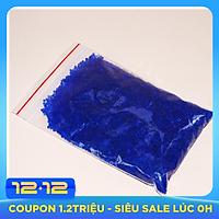 Hạt Hút Ẩm Xanh Cho Máy Ảnh 200g Kèm Túi Đựng (Silica Gel) - Hàng Nhập Khẩu