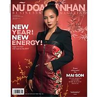 Tạp chí NỮ DOANH NHÂN số 120-121 phát hành T1&2/2019