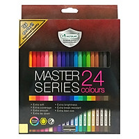 Bộ Màu Vẽ Masterart Series 24 Màu