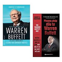 Combo 2 cuốn sách hay nhất về kinh tế từ Warren Buffett : Những Bài Học Đầu Tư Từ Warren Buffett + Phương Pháp Đầu Tư Warren Buffett ( Tặng kèm Postcard Happy Life)