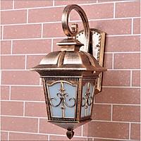Đèn tường MAOKA mạ crom cổ điển trang trí nội thất