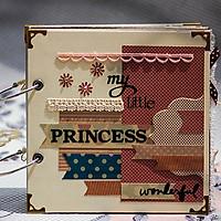 Diy Scrapbook Princess (20 x 20 cm)
