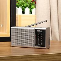 Universal Portable AM/FM Mini Radio Stereo Speakers Receiver Music Player