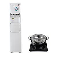 Máy lọc nước tích hợp nóng lạnh KoriHome WPK-816- Hàng chinh hãng. Tặng bếp từ Korihome ICK 226