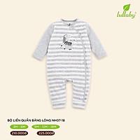 Body băng lông cho bé trai/bé gái từ 1 tháng đến 1 tuổi