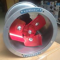 Quạt thông gió Komasu khung tròn KM25T - Hàng chính hãng