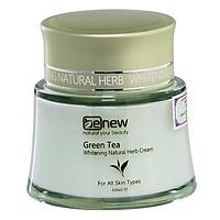 Kem Dưỡng Ẩm Cao Cấp Trà Xanh Benew Green Tea (60ml)