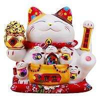 Mèo thần tài Thiên Kim Vạn Lượng