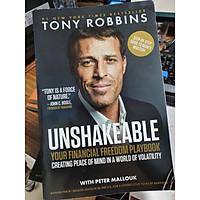 Unshakeable : Your Financial Freedom Playbook (Sách ngoại văn, lỗi mép bìa sách)