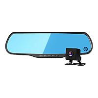 Camera Hành Trình Tích Hợp Cam Lùi HP F760 - Hàng Nhập Khẩu