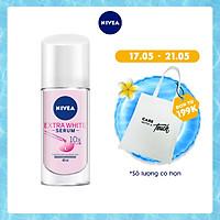 Lăn Ngăn Mùi NIVEA Serum Trắng Mịn (40ml) - 80023