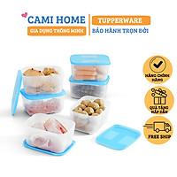 Bộ Hộp Trữ Đông Freezermate 650ml 6 Hộp Tupperware, Hộp Trữ Thực Phẩm, Nhựa Nguyên Sinh An Toàn