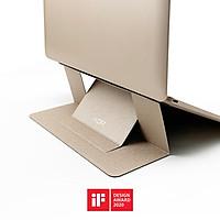 Giá Đỡ Laptop Vô Hình MOFT Có Lỗ Thông Khí - MS006-M - Hàng Chính Hãng