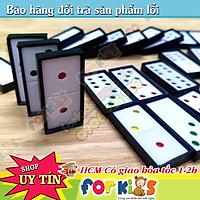 Cờ Domino nhựa, trò chơi tết giải trí