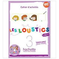Les Loustics: Cahier D'activites 3 + CD Audio