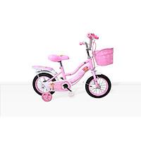 Xe đạp trẻ em cao cấp, xe đạp cho bé gái Baby Freya, xe đạp cho bé từ 3-9 tuổi